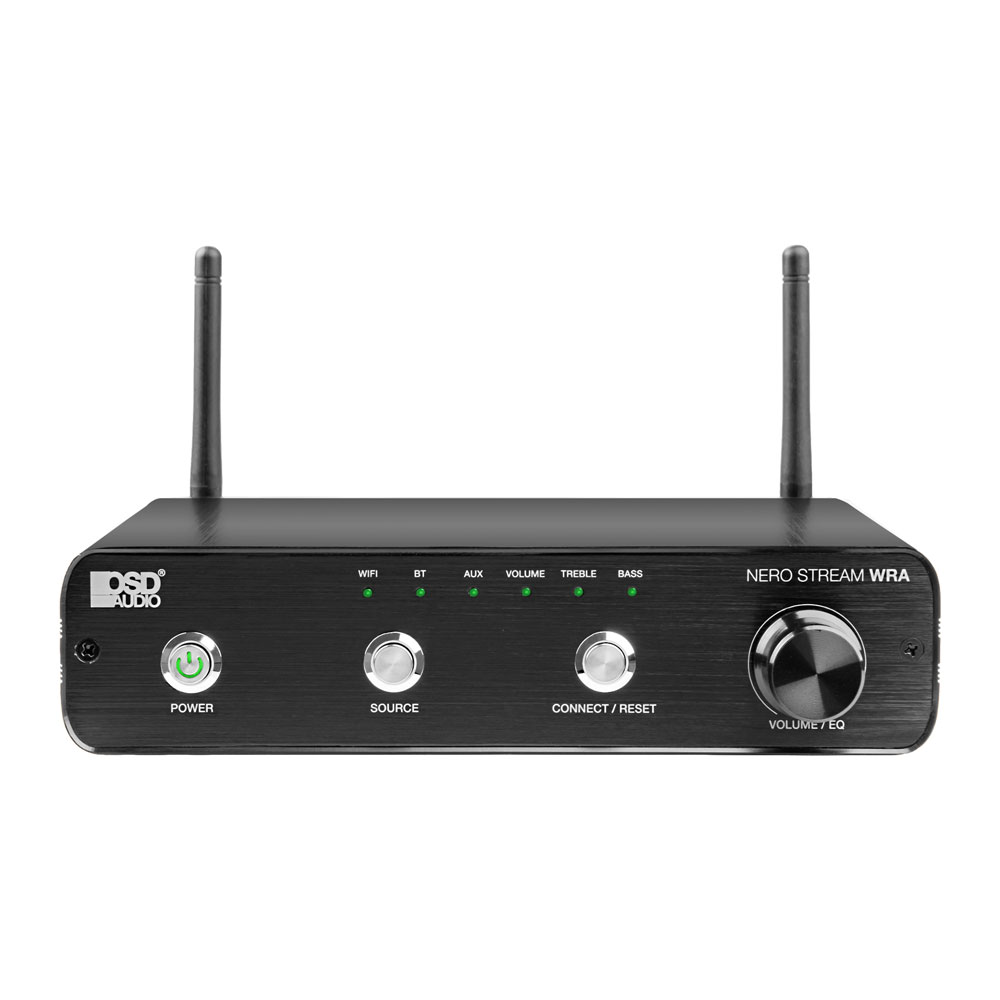 OSD Nero Stream Outdoor Amplifier Wi-Fi, Bluetooth, App Control IP64 Class D (100W x 2)
